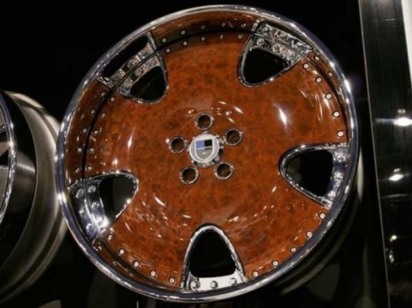 Необычные диски для авто