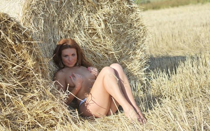 Деревенские женщины фото ню 14612 фотография